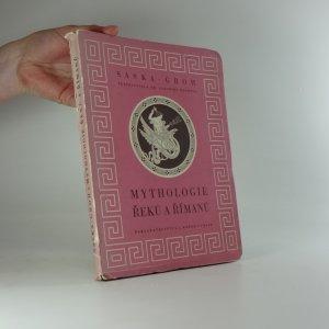 náhled knihy - Mythologie řeků a římanů