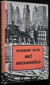 náhled knihy - Meč archandělů