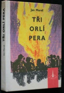 náhled knihy - Tři orlií pera
