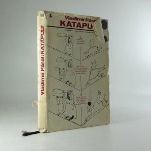 náhled knihy - Katapult. Jízdní řád železničních, lodních a leteckých drah do ráje
