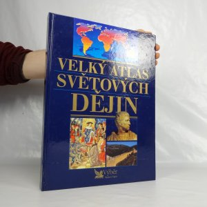 náhled knihy - Velký atlas světových dějin