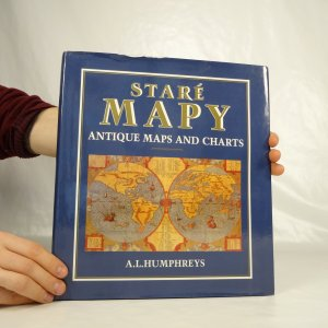náhled knihy - Staré mapy = Antique maps and charts