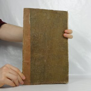 náhled knihy - Listina tkadleckého cechu v Napajedlích