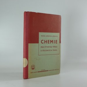 náhled knihy - Chemie pro čtvrtou třídu středních škol