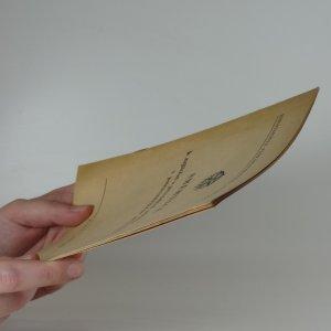 antikvární kniha Směrnice k zajištění a provádění požární ochrany v potravinářském průmyslu, 1960