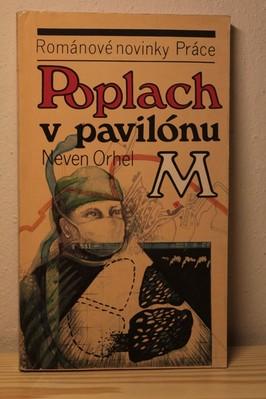 náhled knihy - Poplach v pavilónu M