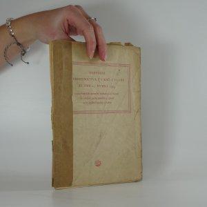 náhled knihy - Usnesení předsednictva ÚV KSČ a vlády ze dne 27. dubna 1953 o opatřeních k upevnění technologické kázně, ke snížení počtu zmetků ve výrobě a ke zvýšení kvality výrobků