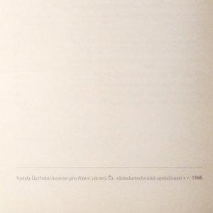 antikvární kniha Československý rok jakosti 1969, 1968