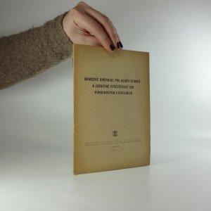 náhled knihy - Rámcové směrnice pro odběr vzorků a jednotné vyšetřování vod povrchních a odpadních