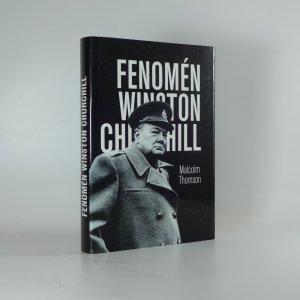 náhled knihy - Fenomén Winston Churchill