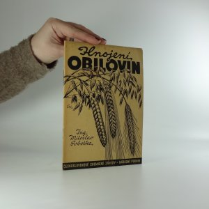 náhled knihy - Hnojení obilovin