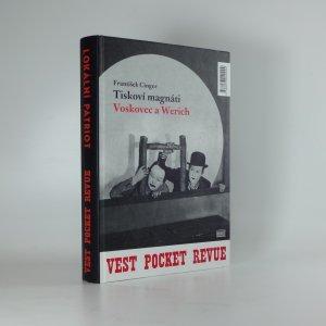 náhled knihy - Tiskoví magnáti Voskovec a Werich