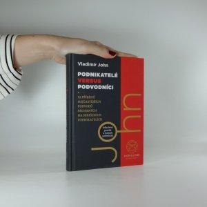 náhled knihy - Podnikatelé versus podvodníci. 52 příběhů nejčastějších podvodů páchaných na seriózních podnikatelích