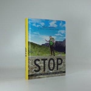 náhled knihy - Stop. Světové tažení ochmelky Poláčka z Prahy do Ohňové země.