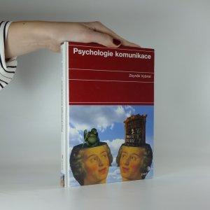 náhled knihy - Psychologie komunikace