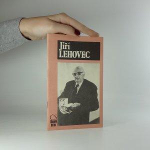 náhled knihy - Jiří Lehovec