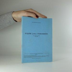 náhled knihy - Ci§án jako fenomén