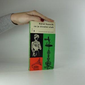 náhled knihy - Co je životní sloh