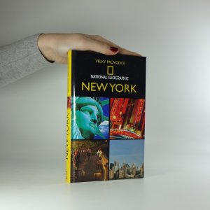 náhled knihy - New York. Velký průvodce National Geographic.