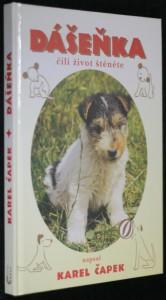 náhled knihy - Dášeňka Dášeňka, čili, Život štěněte