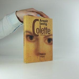 náhled knihy - Colette z Antverp