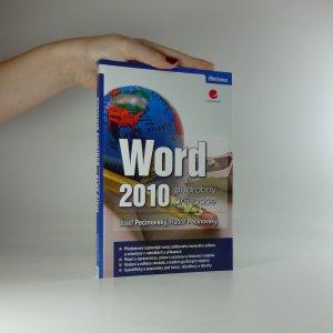 náhled knihy - Word 2010 : podrobný průvodce