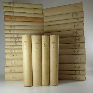 náhled knihy - Vybrané spisy Aloise Jiráska. (32 svazků)