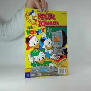 náhled knihy - Kačer Donald. Číslo 22/2000