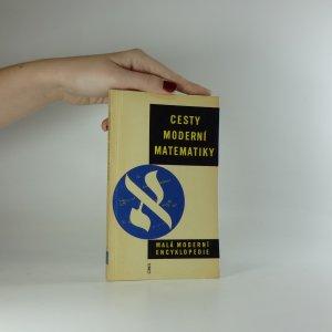 náhled knihy - Cesty moderní matematiky. Malá moderní encyklopedie.