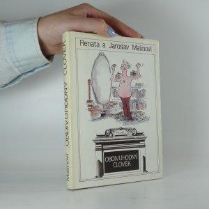náhled knihy - Obdivuhodný člověk