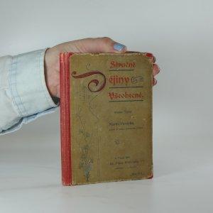 náhled knihy - Stručné dějiny všeobecné