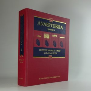 náhled knihy - Anaesthesia. volume 1