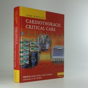 náhled knihy - Core Topics in Cardiothoracic Critical Care