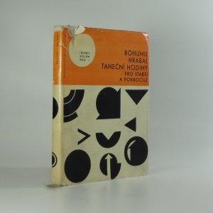 náhled knihy - Taneční hodiny pro starší a pokročilé
