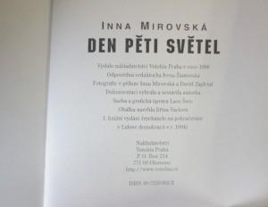 antikvární kniha Den pěti světel : svědectví o posledním protižidovském pogromu na Moravě, 1998