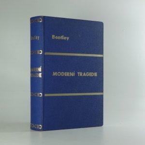 náhled knihy - Moderní tragedie