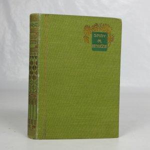 náhled knihy - Millionny. Spisy M. Arcybaševa II