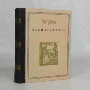 náhled knihy - Souboj s bohem a jiné novely