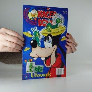 náhled knihy - Kačer Donald. Číslo 18/2000