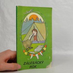 náhled knihy - Zálesácký rok