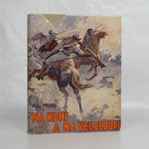 náhled knihy - Na koni a na velbloudu