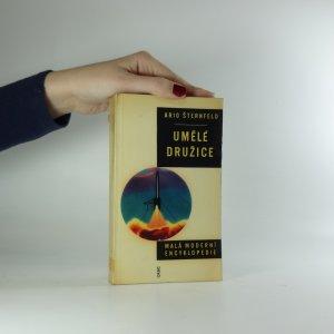 náhled knihy - Umělé družice. Malá moderní encyklopedie.