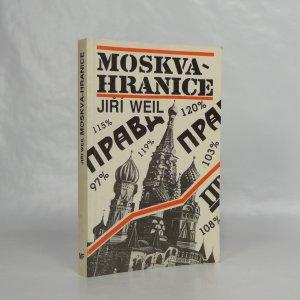 náhled knihy - Moskva - hranice