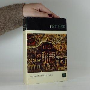 náhled knihy - Pět her