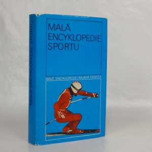 náhled knihy - Malá encyklopedie sportu