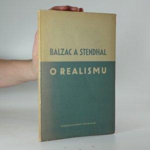 náhled knihy - Balzac a Stendhal o realismu
