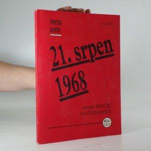 náhled knihy - 21. srpen 1968
