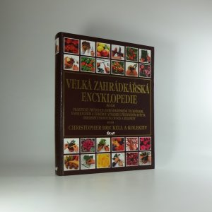 náhled knihy - Velká zahrádkářská encyklopedie
