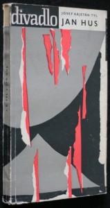 náhled knihy - Jan Hus : Dramatická báseň o 5 jednáních