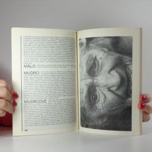 antikvární kniha Slovník do hrsti, 1990